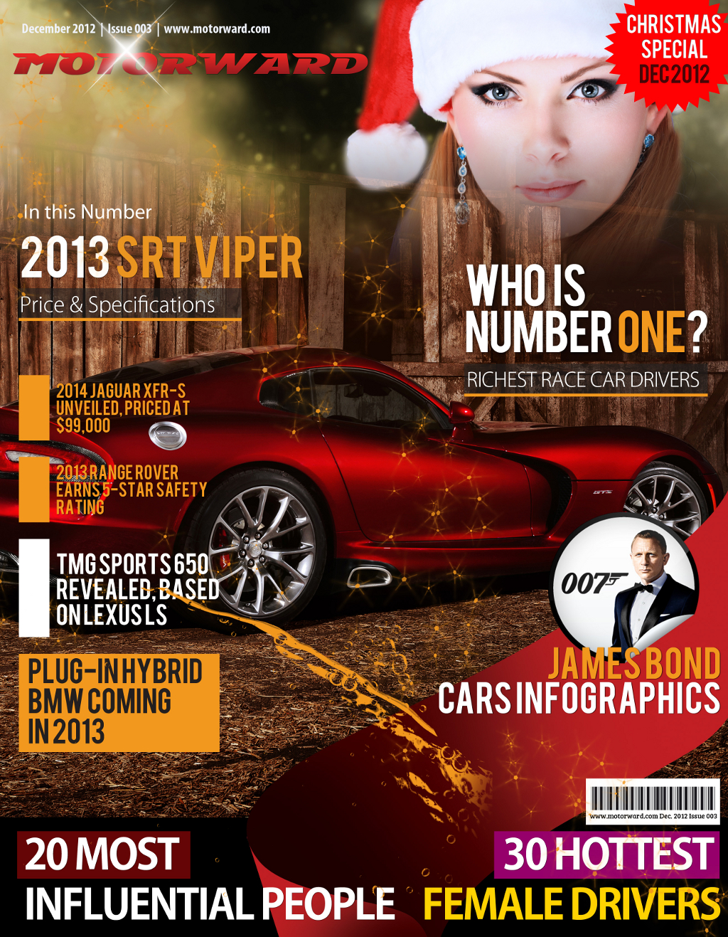 Motorward Xmas Magazine at Motorward Digital Magazine – Xmas Edition