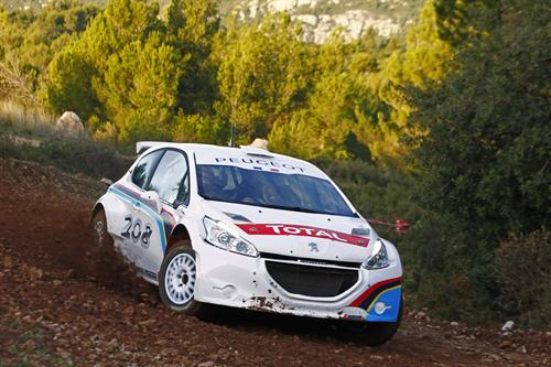 Peugeot 208 R5 3 at Peugeot 208 R5 Gets First Shakedown