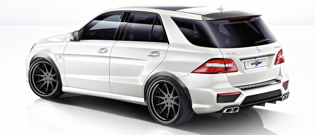 Revozport Mercedes Ml63 Amg Type W166
