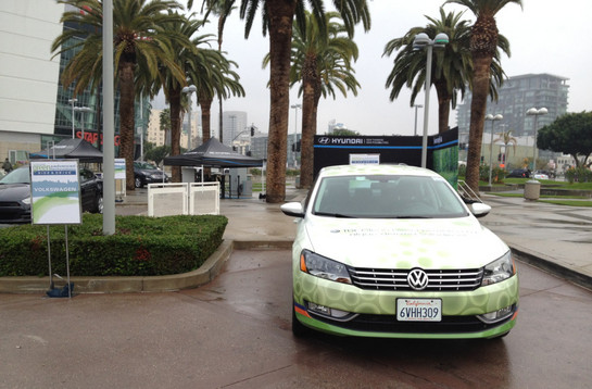 Solazyme renewable diesel at Solazyme Renewable Diesel Showcased at LA Auto Show