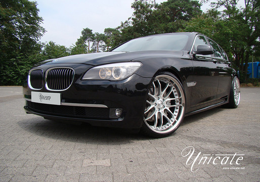 BMW Tricked Out http://www.motorward.com/2012/12/bmw-7-series-tricked-out-by-unicate-germany/
