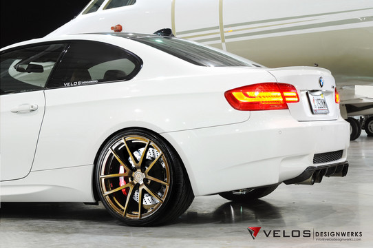 Velos Designwerks Creates The Ultimate Bmw M3 E92