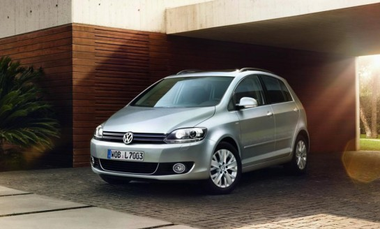 Volkswagen Golf Plus LIFE 1 545x328 at Volkswagen Golf Plus LIFE Announced