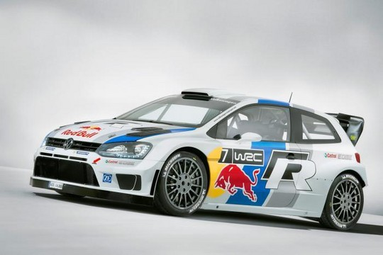 Volkswagen Polo R WRC 1 at Volkswagen Polo R WRC Ready For Action