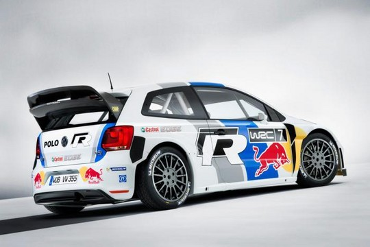 Volkswagen Polo R WRC 4 at Volkswagen Polo R WRC Ready For Action