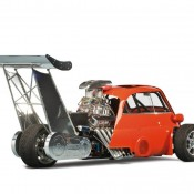 1959 BMW Isetta 3 175x175 at 1959 BMW Isetta Dragster with Chevy V8 Engine