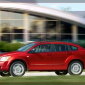 2010 dodge caliber side 175x175 at Dodge History & Photo Gallery