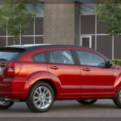 2010 dodge caliber side 3 175x175 at Dodge History & Photo Gallery