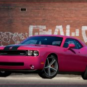 2010 dodge challenger rt classic furious fuchsia front 2 175x175 at Dodge History & Photo Gallery