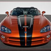 2010 dodge viper srt10 roadster front 4 175x175 at Dodge History & Photo Gallery