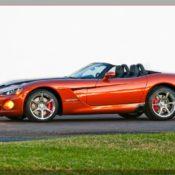2010 dodge viper srt10 roadster side 175x175 at Dodge History & Photo Gallery