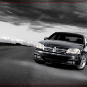 2011 dodge avenger front 3 175x175 at Dodge History & Photo Gallery
