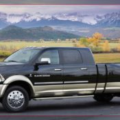2011 dodge ram long hauler concept truck side 175x175 at Dodge History & Photo Gallery