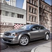 2012 dodge avenger rt front 175x175 at Dodge History & Photo Gallery