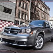 2012 dodge avenger rt front 2 175x175 at Dodge History & Photo Gallery