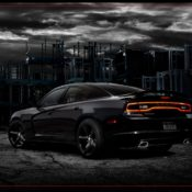 2012 dodge charger blacktop rear 175x175 at Dodge History & Photo Gallery