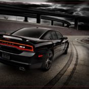 2012 dodge charger blacktop rear 2 175x175 at Dodge History & Photo Gallery