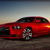 2012 dodge charger srt8 front side 2 175x175 at Dodge History & Photo Gallery