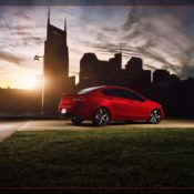 2013 dodge dart rear side 175x175 at Dodge History & Photo Gallery