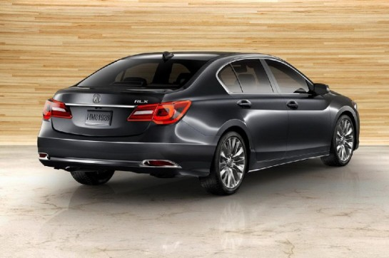 2014 Acura RLX 3 545x362 at Prices Revealed for 2014 Acura RLX