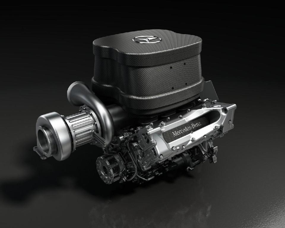 2014 mercedes v6 turbo formula 1 engine previewed. Black Bedroom Furniture Sets. Home Design Ideas