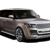 Arden 2013 Range Rover 1 175x175 at Official: Range Rover Evoque Sicilian Yellow Edition