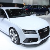 Audi RS7 and SQ5 Debut 1 175x175 at NAIAS 2013: VW CrossBlue Concept Unveiling Video