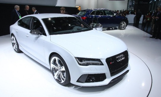 Audi RS7 and SQ5 Debut 1 545x329 at NAIAS 2013: Audi RS7 and SQ5 Debut