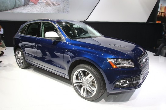 Audi RS7 and SQ5 Debut 2 545x363 at NAIAS 2013: Audi RS7 and SQ5 Debut