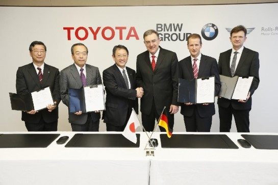 BMW Toyota 545x363 at BMW Toyota Sports Car Confirmed