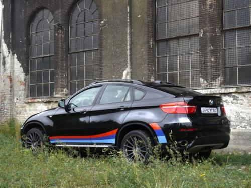 BMW X6 SP6 X 4 at Sportec BMW X6 SP6 X Introduced