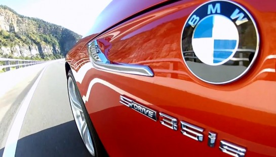 BMW Z4 video 545x311 at A Closer Look at 2014 BMW Z4   Video