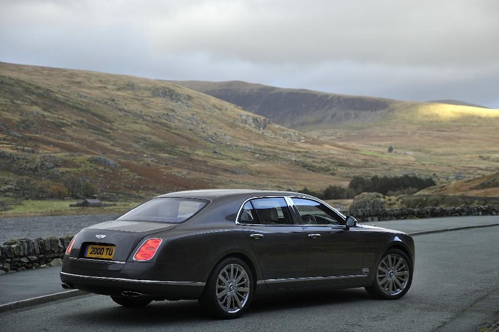 Bentley Mulsanne - 2014.