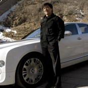 Bentley Mulsanne Jackie Chan Great Wall of China1 175x175 at Ford B MAX Declared Child Proof   Video