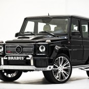 Brabus Mercedes G65 2 175x175 at 800 hp Brabus Mercedes G65 Unveiled in Qatar