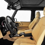 Brabus Mercedes G65 4 175x175 at 800 hp Brabus Mercedes G65 Unveiled in Qatar