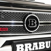 Brabus Mercedes G65 7 175x175 at 800 hp Brabus Mercedes G65 Unveiled in Qatar