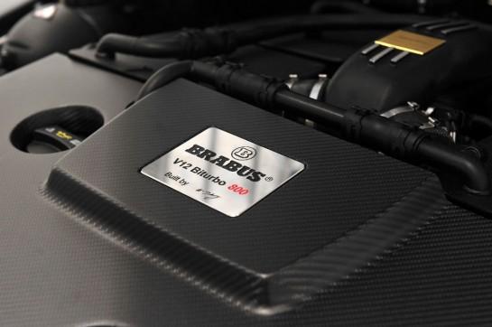 Brabus Mercedes G65 9 545x362 at 800 hp Brabus Mercedes G65 Unveiled in Qatar