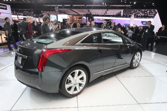 Cadillac ELR Video 2 545x363 at NAIAS 2013: Cadillac ELR Video