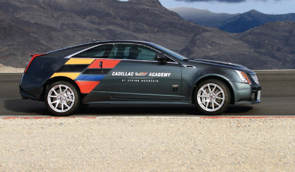 Cadillac V-Series Driving Academy Launched
