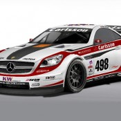Carlsson Mercedes SLK Race Car 1 175x175 at Gallery: Velos Designwerks BMW X5M Solo V