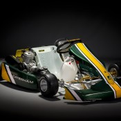 Caterham CK 01 kart 1 175x175 at Lotus Exige V6 Cup Debuts at Autosport Show