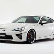 DAMD Toyota GT86 3 175x175 at DAMD Toyota GT86 with Lexus LFA Look