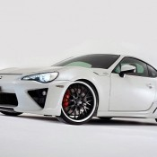 DAMD Toyota GT86 7 175x175 at DAMD Toyota GT86 with Lexus LFA Look