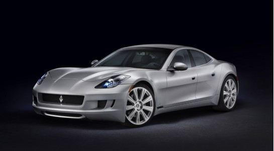 Destino Karma V8 1 545x300 at NAIAS 2013: Destino: Corvette Powered Fisker Karma
