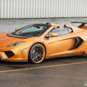 FAB Design McLaren 12C Spider 3 175x175 at FAB Design McLaren 12C Spider Unveiled