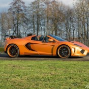 FAB Design McLaren 12C Spider 7 175x175 at FAB Design McLaren 12C Spider Unveiled