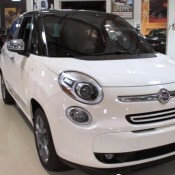 Fiat 500L 175x175 at Audi Piloted Driving Concept Explained   Video