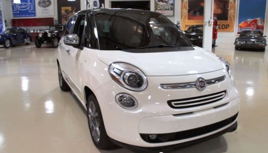 Fiat 500L 545x311 at Fiat 500L at Jay Lenos Garage