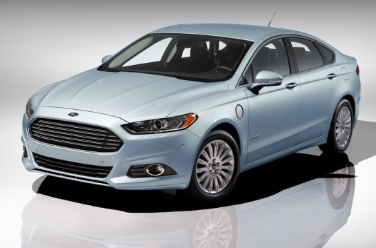 Ford Fusion Energi 545x359 at 2013 Ford Fusion Energi Rated at 108 MPGe